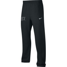 Willamette Striders TC 22: Adult-Size - Nike Team Club Fleece Drawstring Pants (Unisex) - Black
